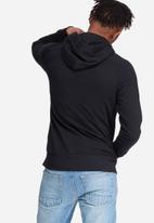 basicthread - Graphic pullover hoodie sweat