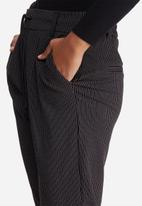 ONLY - Poptrash thin pinstripe pants