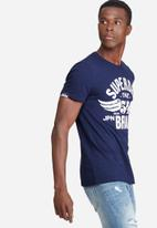 Superdry. - 54 brand cold dye tee