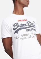 Superdry. - Shirt shop tri tee
