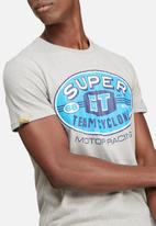 Superdry. - Reworked classics tee