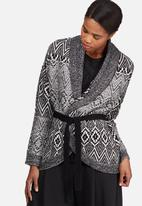 Vero Moda - Aztec belt cardigan