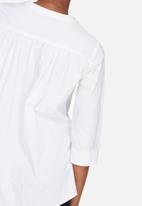 Vero Moda - Blis placket shirt