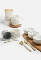 Love Milo - Mineral snack bowl set