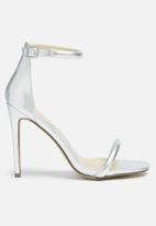 Missguided - Barely there heel