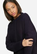 dailyfriday - Ribbed slouchy knit