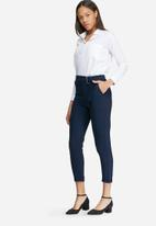dailyfriday - Buckle detail formal pants