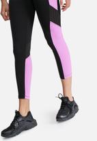 Missguided - Active colour block mesh leggings