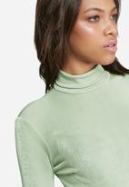 Missguided - High neck slinky bodysuit