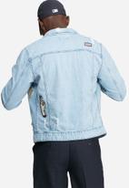 Only & Sons - Rocker patch trucker jacket