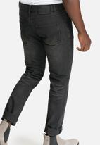 Sergeant Pepper - Stovepipe rigid 12oz tapered jeans