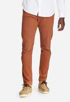 Jack & Jones - Regular fit chino with belt