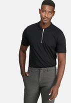 Jack & Jones - Zip polo shirt