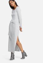Vero Moda - Sachi tie maxi dress