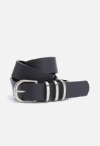 dailyfriday - Multi keeper leather belt