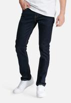 Levi's® - Levis 511 slim rinsey dark denim