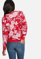 ONLY - Flower pullover