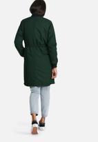 ONLY - Ella long bomber jacket