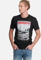 adidas Originals - Graphic city tee