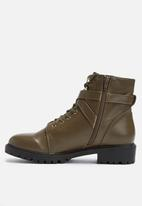 dailyfriday - Military ankle boot