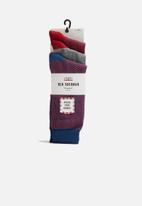 Ben Sherman - 3 Pack socks
