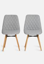 Sixth Floor - Lif dining chair set of 2