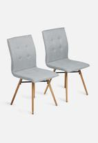 Sixth Floor - Bessie dining chair set of 2