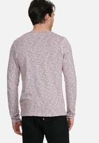 PRODUKT - Slub sweat top