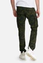 PRODUKT - Canvas cargo pants