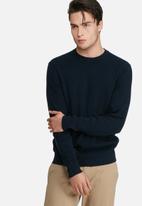 Ben Sherman - Tonic textured crew knit