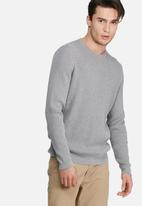 Ben Sherman - Tonic textured crew knit