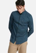 Ben Sherman - Tonic slim fit tipped shirt