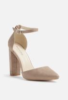 dailyfriday - Pointed block heel