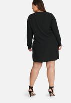 Missguided - Plus size knot dress