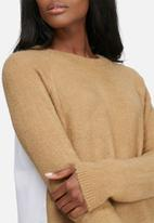 dailyfriday - Pleat back jumper