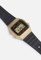 Casio - Digital watch F-91WM-7ADF
