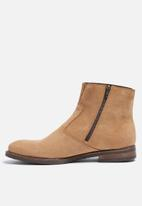 basicthread - Junior leather boot