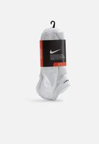 Nike - No show 3 pack socks