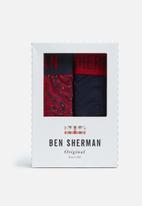 Ben Sherman - 2 Pack trunks