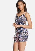 Glamorous - Tile sleep shorts