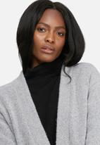 dailyfriday - Knitwear robe with tie