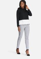 dailyfriday - Sweater blouse
