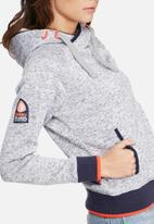 Superdry. - Storm cross neck hoodie