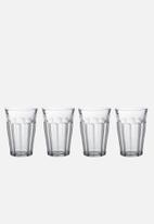 Duralex - Picardie tumblers - 360ml set of 4