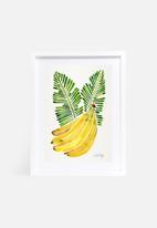 Cat Coquillette - Banana bunch
