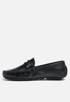 basicthread - Reginald leather loafer