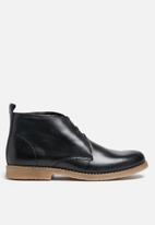 basicthread - Donald leather boot