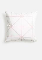 Sixth Floor - Diamond cushion cover