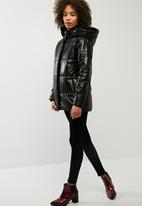 dailyfriday - Hooded padded jacket