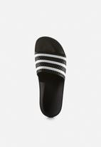 adidas Originals - Adilette - black/white/black